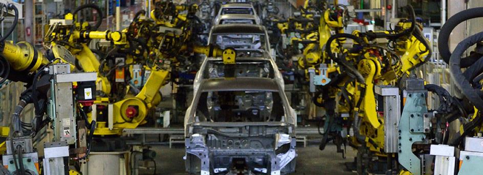 工場 日産 自動車